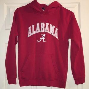 Other - Alabama Crimson Tide hoodie 10/12